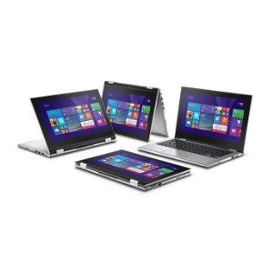 Dell Inspiron 13 5378 – 7th Gen Ci5 08GB 1TB 13.3″ Full HD 1080p x360 Convertible Touchscreen Win 10 Backlit Keyboard